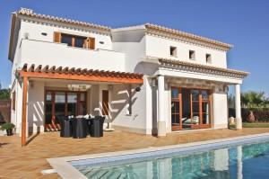 Villa Amendoeira 163 - From SW