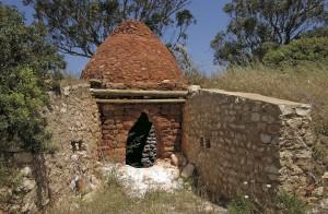 AlmaVerde's lime kiln