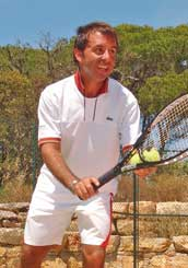 Vasco Portas - Tennis Coach
