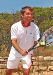Vasco Portas - AlmaVerde Tennis Coach
