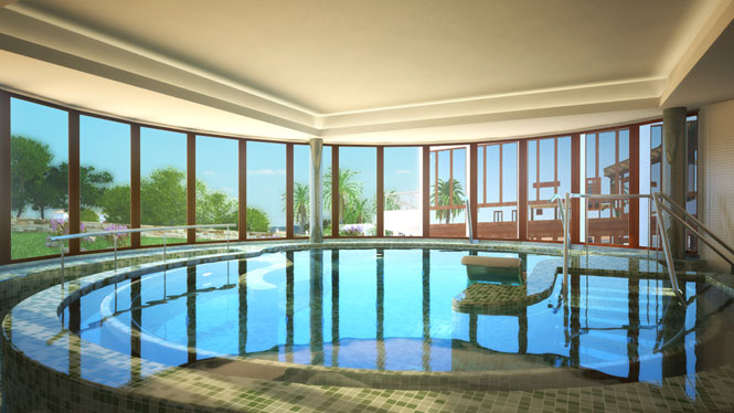 AlmaVerde Spa - Hydrotherapy Pool