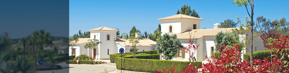 Algarve Villas - sustainable villa design banner