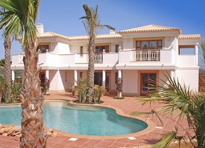 AlmaVerde villa that won the best property award.