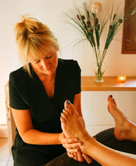 Reflexology in AlmaVerde