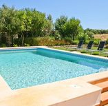 Villa Pinheiro 108 - pool and padio area