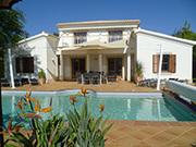 Villa  Mimosa Grande on plot 89 of 1000 m²
